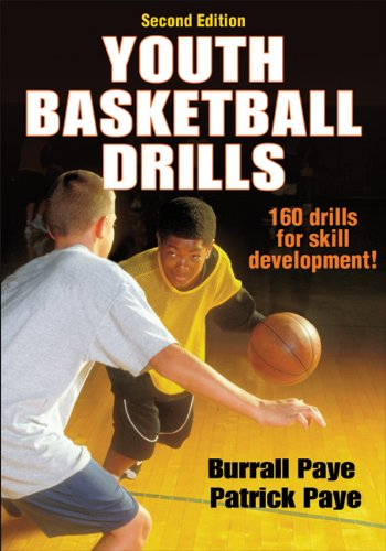 Youth Basketball Drills 2nd Burrall Paye product image