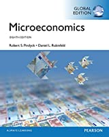 Microeconomics, Global 8th Edition Front Cover