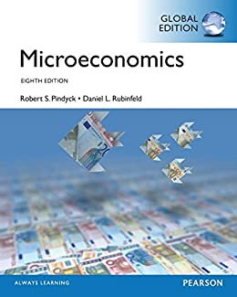 Pearson education microeconomics, global edition.