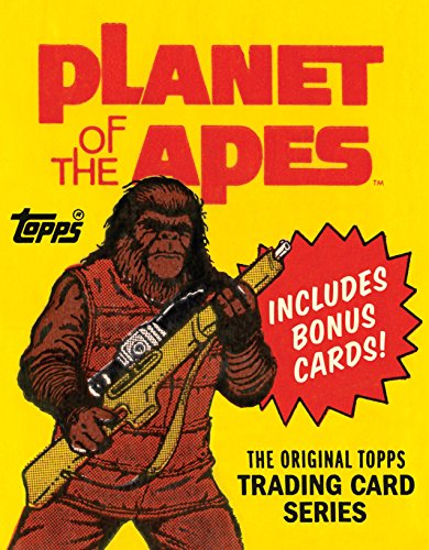 Planet of the Apes: The Original Topps Trading Card - Card Planet