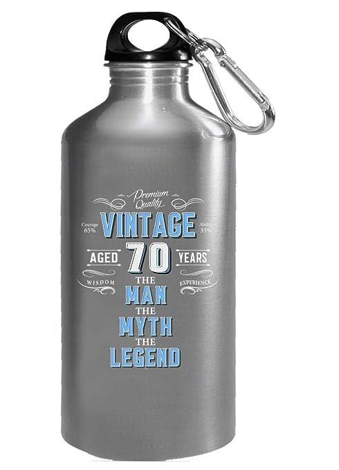 Amazon.com: 70 cumpleaños regalo para hombre el hombre el ...