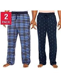 Men's Sueded Fleece Pajama Pants 2 Pack