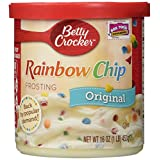 Betty Crocker Rainbow Chip Frosting - Original by Betty Crocker