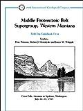 Middle Proterozoic Belt Supergroup, Western Montana, , 0875906672