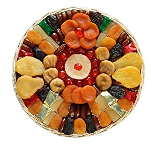 Broadway Basketeers Dried Fruit Gift Tray