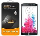 LG G Vista Tempered Glass Screen Protector, Supershieldz Anti-Scratch, Anti-Fingerprint, Bubble Free, Lifetime Replacement Warranty