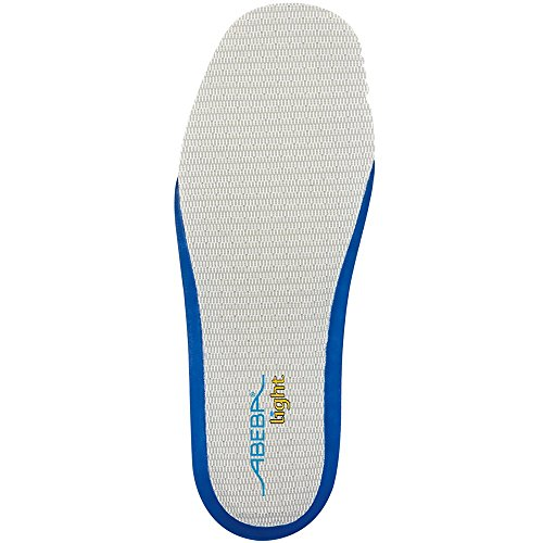 Abeba - Plantilla para zuecos de seguridad Light blanco - blanco