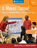 It Makes Sense! Using the Hundreds Chart to Build Number Sense, Grades K�2, Conklin, Melissa and Sheffield, Stephanie, 193509937X