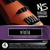 D\'Addario NS Electric Viola String Set, Long Scale, Medium Tension