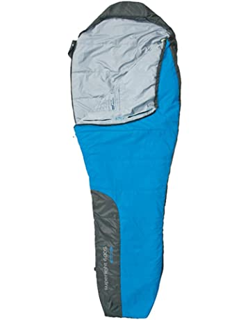 Altus Superlight 600S - Saco, Unisex, Color Azul/Gris, Talla única