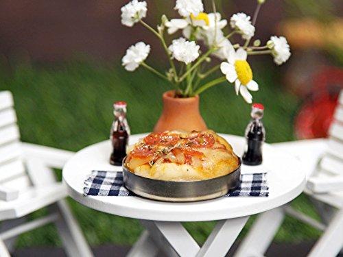 Price comparison product image Tiny Deep-Dish Pizza