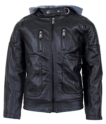 Urban Republic Boys Leather Jacket product image