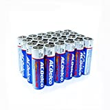 ACDelco AA Super Alkaline Batteries, 24-Count