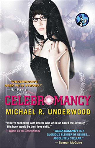 Celebromancy (Ree Reyes Series Book 2)