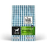 I and love and you, Naked Essentials Lamb & Bison, Grain Free Dry Dog Food, 11 LB