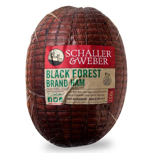 Black Forest Ham by Schaller & Weber (9 - Forest Ham Black