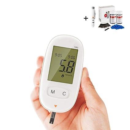 prueba de orina de diabetes en el hogar