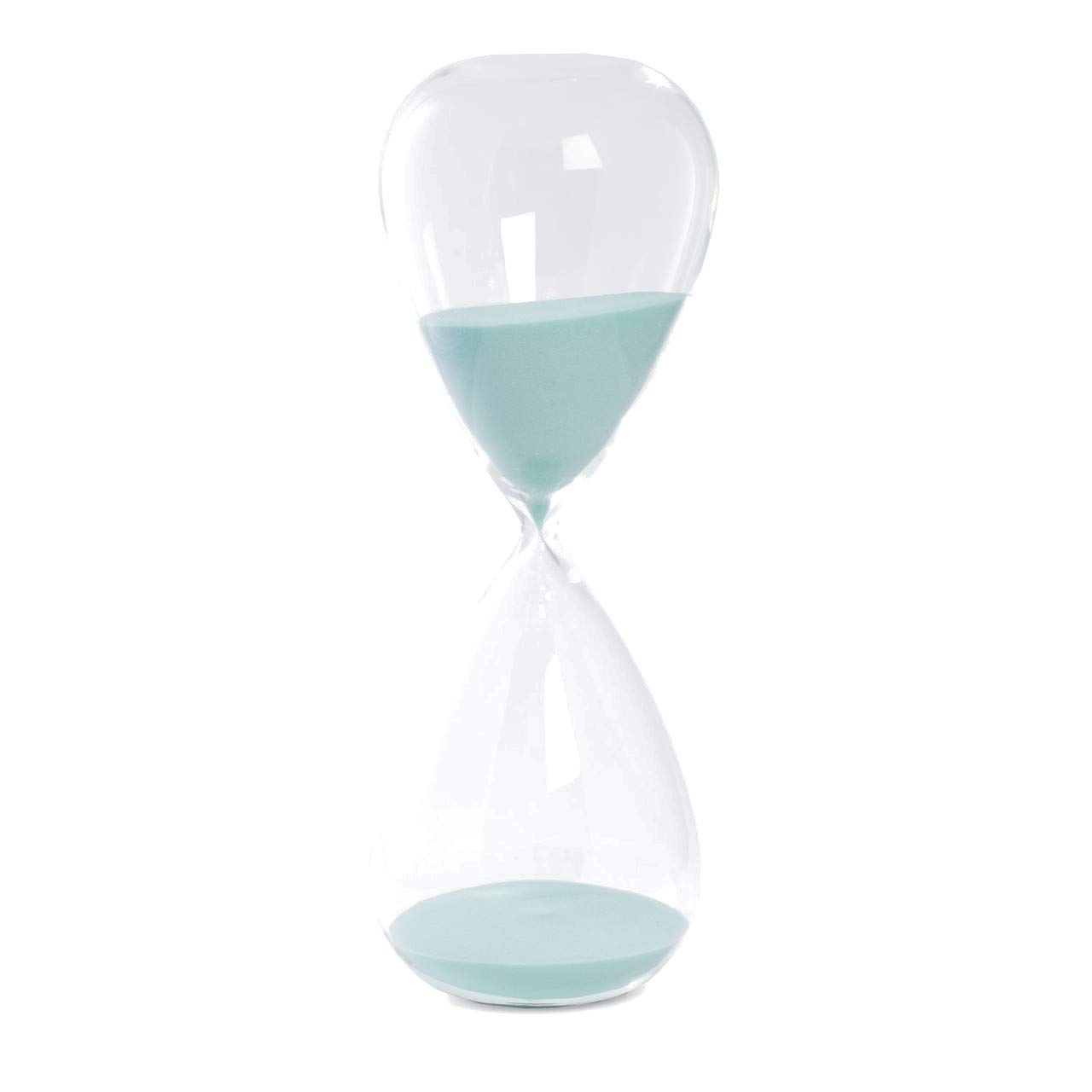 Bey Berk 90-Minute Crystal Sand Timer with Gray Sand D838G