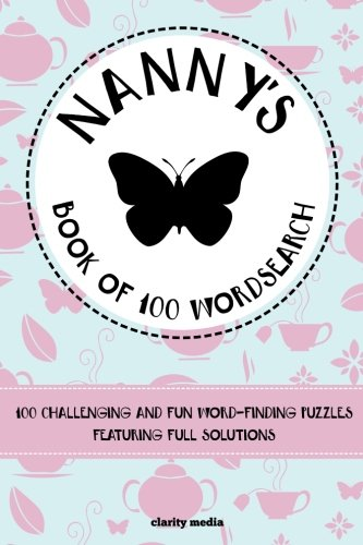 Download Nanny's Book Of Wordsearch pdf