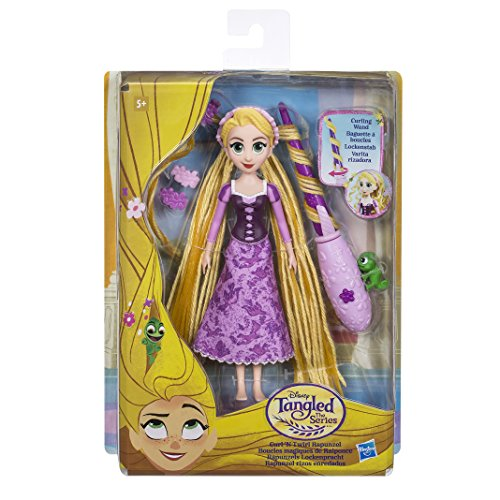 Disney Princess E0180EU4 Tangled The Series Rapunzel's Curl