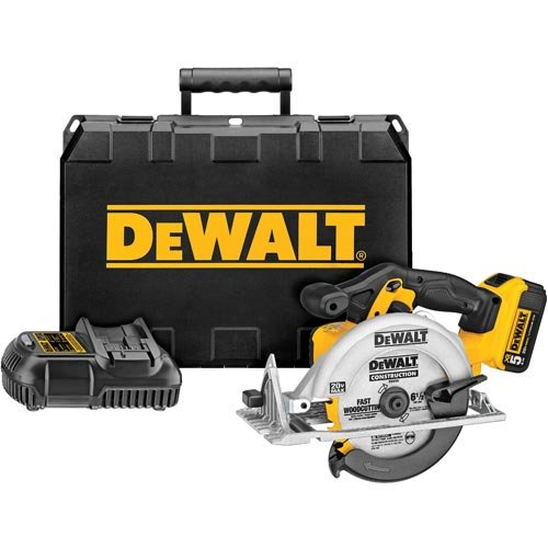 DEWALT-DCS391P1-20V-MAX-Lithium-Ion-Circular-Saw-Kit