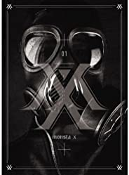MONSTA X - [ Trespass ] 1st Mini Album CD + Booklet + Photocard Sealed