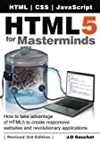 create a programming language - HTML5 for Masterminds, 3rd Edition: How to take advantage of HTML5 to create responsive websites and revolutionary applications