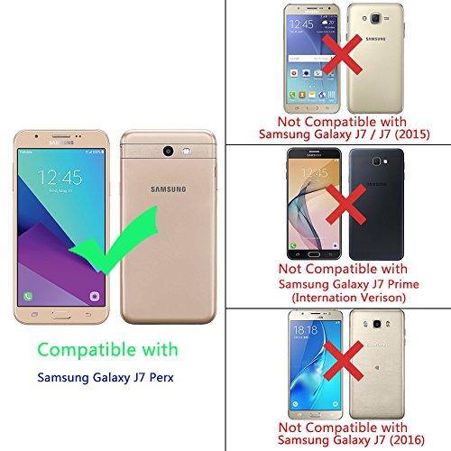 cheap [4 PACK] Samsung Galaxy J7 Perx Screen Protector, LK
