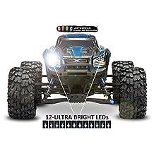 Genuine JPV2015 Product - Traxxas X-MAXX / E-REVO LED Light Kit - 16 LEDs - Premium Quality - Handmade in USA exclusively by JPV2015