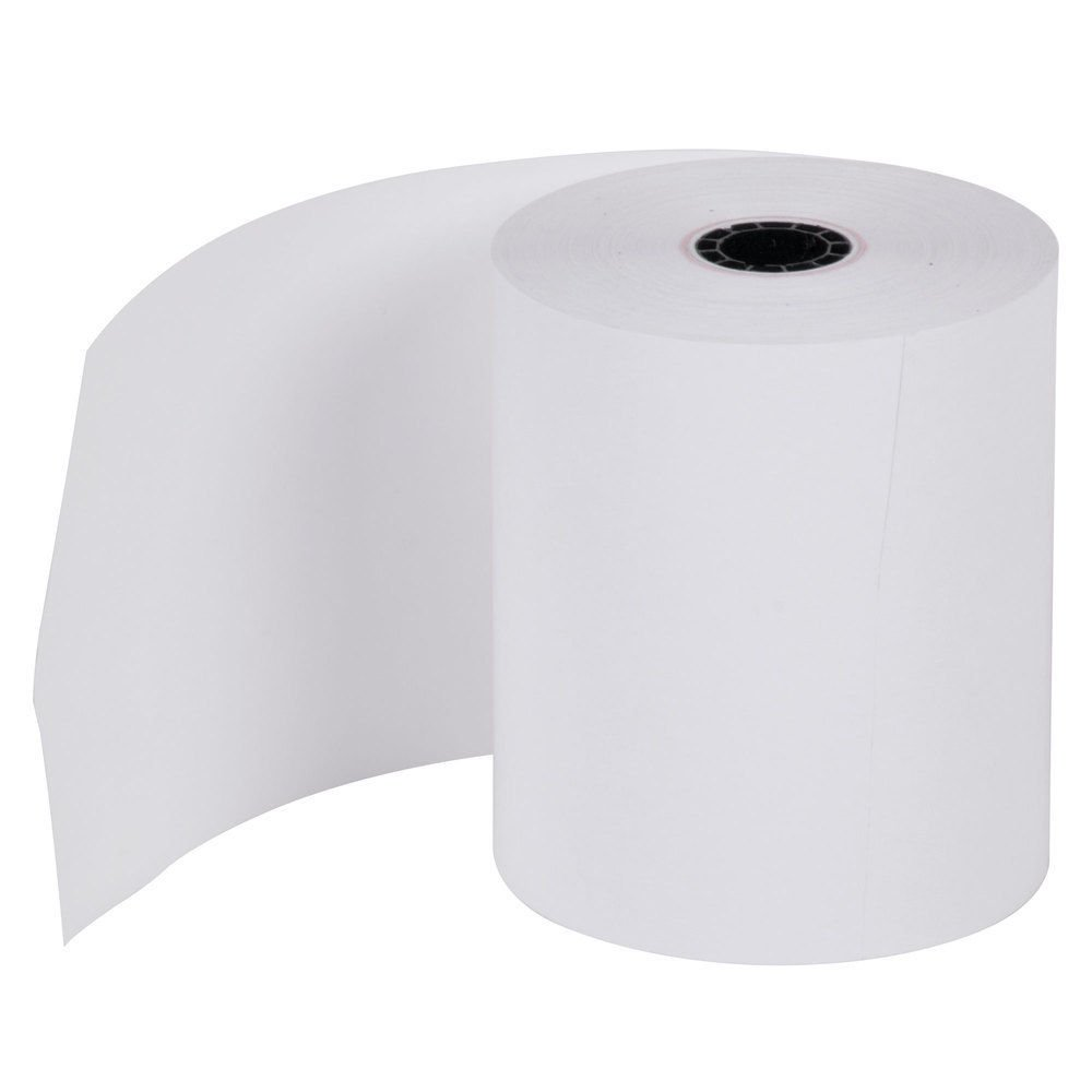 3 1/8' x 230' Thermal Paper Rolls SCP700 50 Rolls/box BPA Free Made in USA From BuyRegisterRolls.