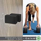 Gaiam Essentials Yoga Block (Set Of 2) - Supportive