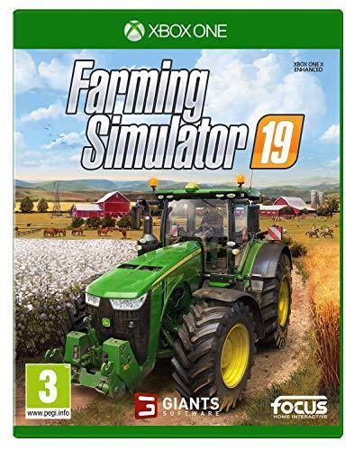 Farming Simulator 19 (Xbox One) (Farm Simulator Xbox 360)