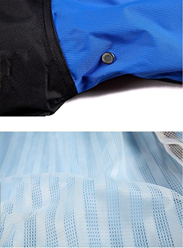 Vestito A Maschio Impermeabile Del Pantaloni Piumino Unisex Estate Sottile Raincoat Alpinismo Spaccatura Di Outdoor Corpo Dei w8IwUqZ
