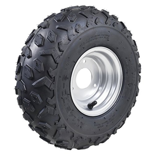 TDPRO-14570-6-ATV-Go-Kart-Quad-Tires-and-Rims-4PR-Wheels