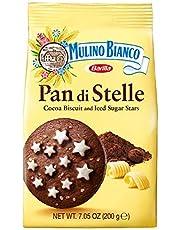 Mulino Bianco Pan Di Stelle Biscuits, 200 g