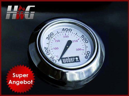 Weber Elektrogrill Mit Thermometer : Thermometer mit rosette amazon garten