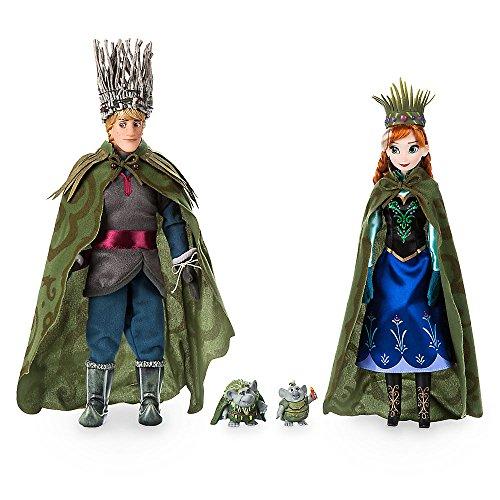 Disney Anna, Kristoff, and Trolls Set - Frozen -