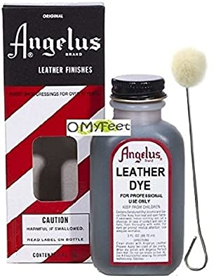 Angelus Leather Dye - 3 Ounces