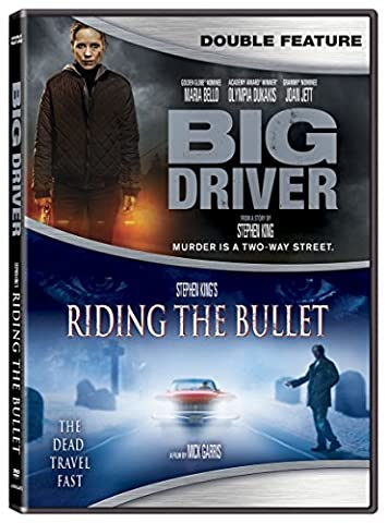 Big Driver/ Stephen King's Riding The Bullet - Double Feature [DVD] (The Lion King Dvd Spanish)