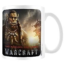 World of Warcraft Durotan WoW Mug White