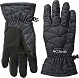 Best COLUMBIA Warm Gloves - Columbia Women's Mighty Lite Glove, Black, Large Review