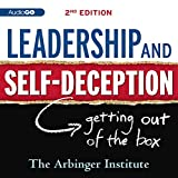by  The Arbinger Institute (Author), Peter Berkrot (Narrator), Inc. Blackstone Audio (Publisher) (1359)  Buy new: $13.96$9.95 193 used & newfrom$9.95