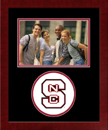 - Campus Images NCAA North Carolina State Wolfpack University Spirit Photo Frame (Horizontal)