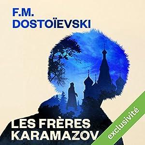 Les Frères Karamazov Hörbuch