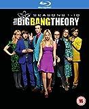 Big Bang Theory - Seasons 1-10 [Blu-ray] [Region Free]