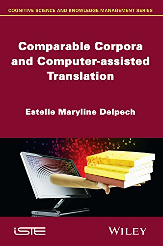 Comparable Corpora and Computer-assisted Translation Pdf