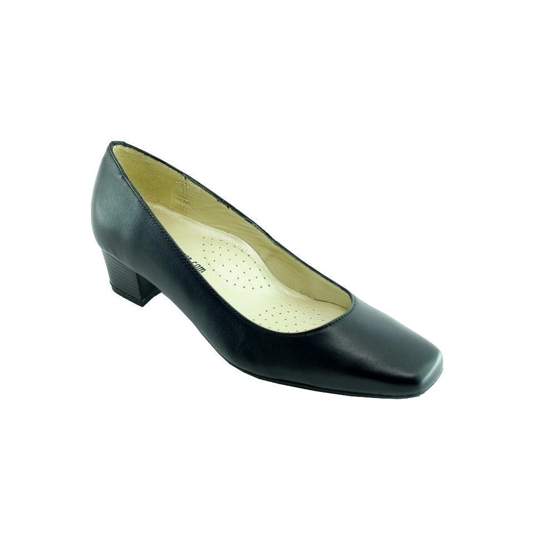 Escarpins d'Hotesses Blau Schuhe Stewardess Edipo: Amazon.de: Schuhe &  Handtaschen