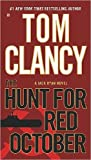 The Hunt for Red October (text only) Reprint edition by T. Clancy