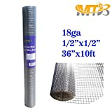 MTB SS304 Stainless Steel Welded Wire Mesh 36