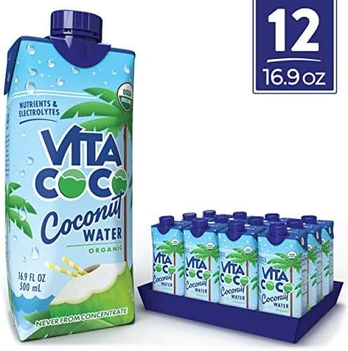 Coconut Water: Vita Coco Organic